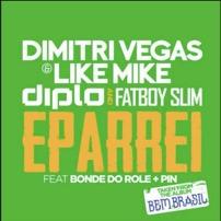 Eparrei komt hoog binnen in de Belgische hit Charts